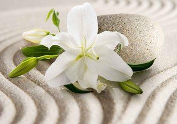 Papel de parede Flower Sand