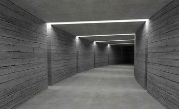 Papel de parede Hallway Ligths