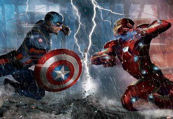 Papel de parede Marvel Avengers (10904)