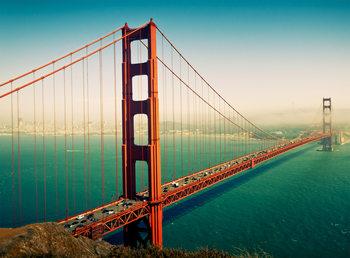 Decoração de parede San Francisco - Golden Gate