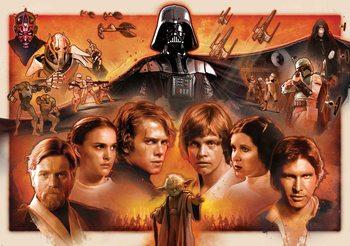 Papel de parede Star Wars Force Awakens