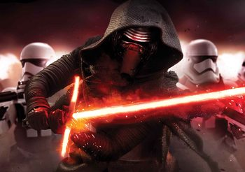 Papel de parede Star Wars Force Awakens