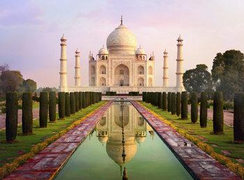 Decoração de parede Taj Mahal