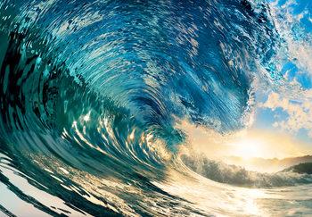 Decoração de parede The Perfect Wave