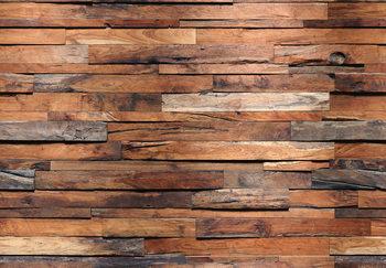 Decoração de parede Wooden Wall