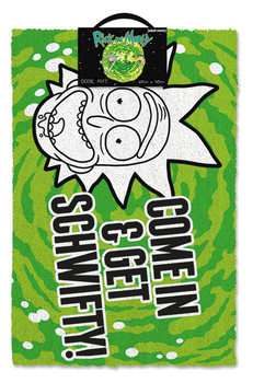 Doormat  Rick and Morty (Get Schwifty)
