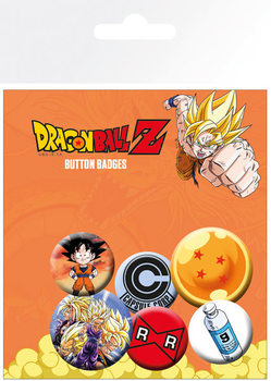 Dragon Ball Z - Mix - Emblemas