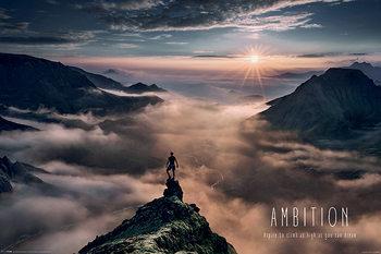 Juliste Ambition -  2017