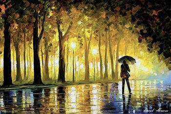 Juliste Bewitched Park - Leonid Afremov
