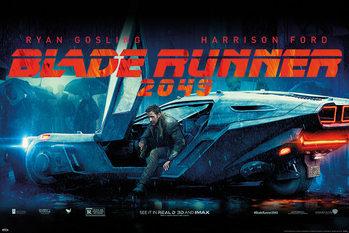 Juliste Blade Runner 2049 - Flying Car