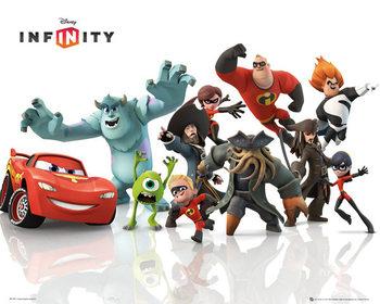 Juliste Disney Infinity - Starter pack
