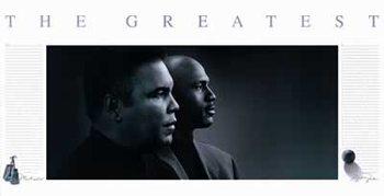 Juliste Michael Jordan & Muhammad Ali - greatest