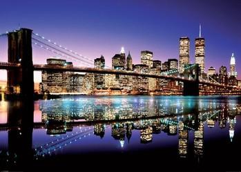 Juliste New York - colours