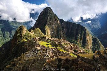 Juliste Peru - Machu Picchu