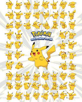 Juliste Pokemon - Pikachu