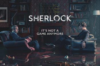 Juliste Sherlock - Rising Tide