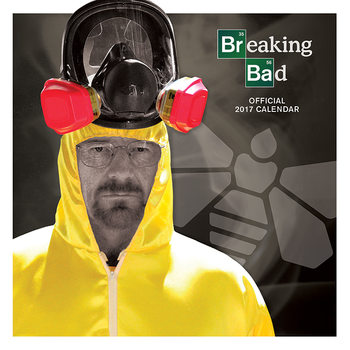 Kalenteri 2017 Breaking Bad