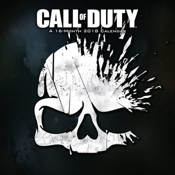 Kalenteri 2018 Call Of Duty