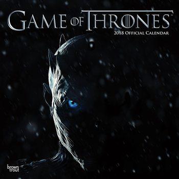Kalenteri 2018 Game of Thrones