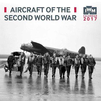 Kalenteri 2017 IWM - Aircraft of the Second World War
