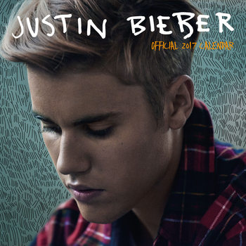 Kalenteri 2017 Justin Bieber