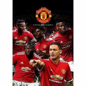 Kalenteri 2018 Manchester United