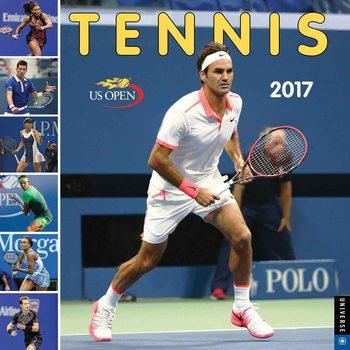 Kalenteri 2017 Tennis The U.S. Open