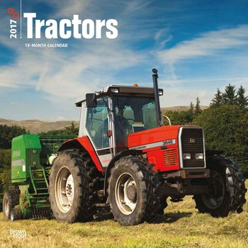 Kalenteri 2017 Tractors
