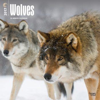 Kalenteri 2017 Wolves