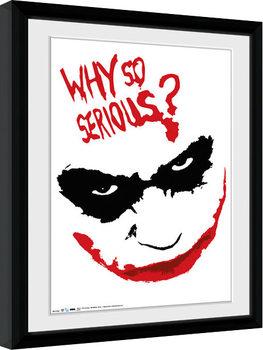 Batman: Yön ritari - Smile Kehystetty juliste