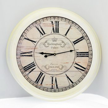 Design Clocks - England Kello