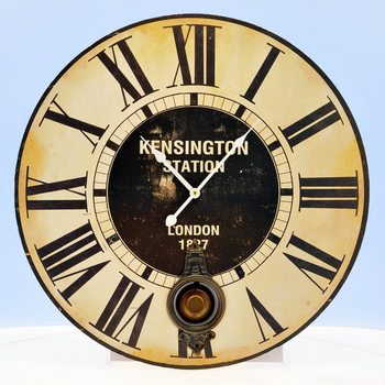 Design Clocks - London  Kello