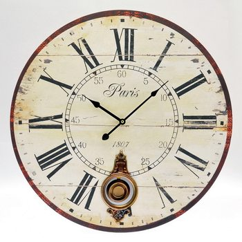 Design Clocks - Paris 1807 Kello