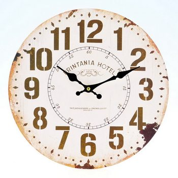 Design Clocks - Printania Hotel Kello
