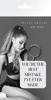 Ariana Grande - Best Mistake Keyring