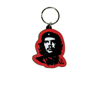 CHE GUEVARA - red Keyring