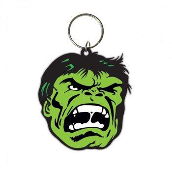 Hulk - Face Keyring