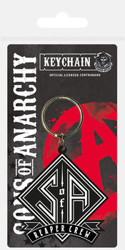 Sons Of Anarchy Keyring