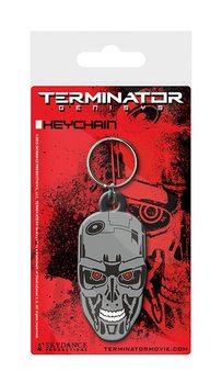 Terminator Genisys - Terminator Head Keyring