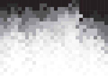 Kuvatapetti, TapettijulisteAbstract Pattern Black White