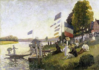 Camille Pissarro - Regatta Kuvatapetti