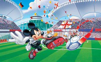 Disney Mickey Mouse Valokuvatapetti
