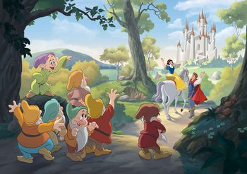 Disney Princesses Snow White Valokuvatapetti
