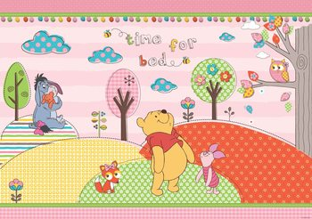 Disney Winnie Pooh Valokuvatapetti