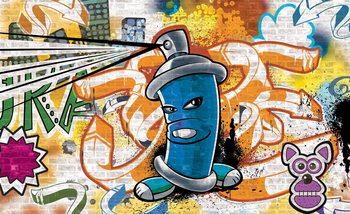 Kuvatapetti, TapettijulisteGraffiti Street Art