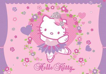 Kuvatapetti, TapettijulisteHello Kitty