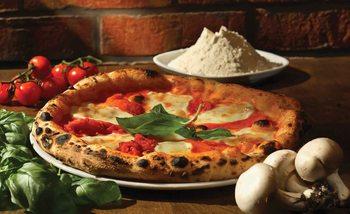 Kuvatapetti, TapettijulisteItalian Food Restaurant