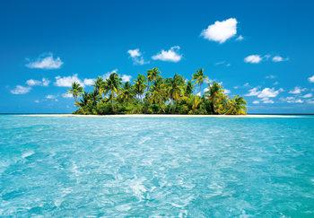 MALDIVE DREAM Kuvatapetti, Tapettijuliste
