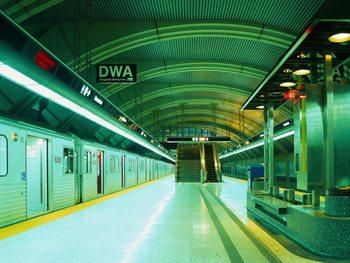 Metro Kuvatapetti
