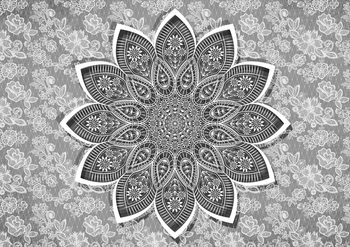 Kuvatapetti, TapettijulisteModern Abstract Pattern